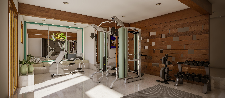 Ground Level_Home Gym