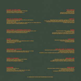 """Lovers Rock"" Credits 1"