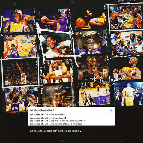 Kobe Bryant Career tribute