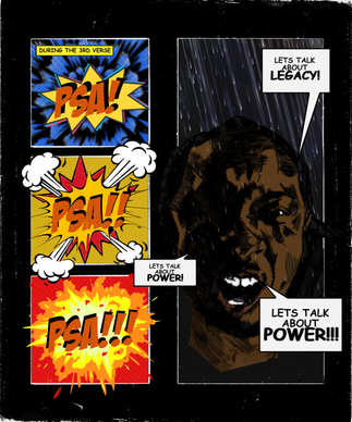 """Power"" Comic Book Page 7"