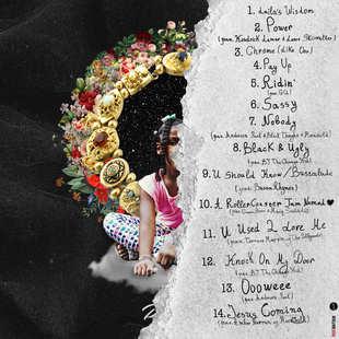 """""""Laila's Wisdom"""" Tracklist"""
