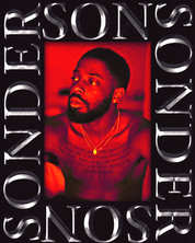 """Sonder Son""  Tour poster 2"