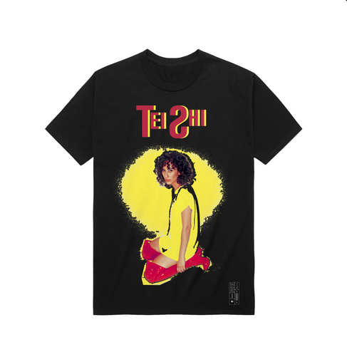 Tei Shi tour merch T-shirt front