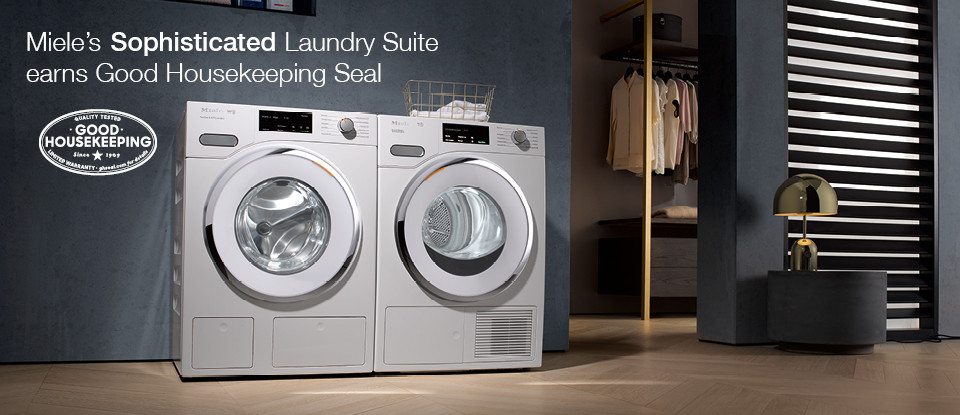 Miele Laundry Machines