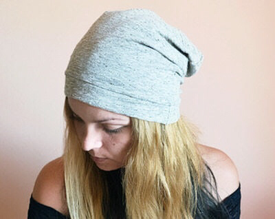 Oct 19  SLOUCH BEANIE HAT & SCARF!