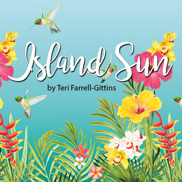 Island Sun Fabric