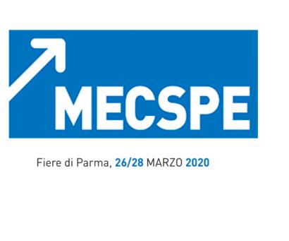 MECSPE 2020 - 26/28 Marzo Parma