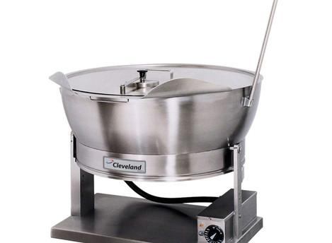 Benefits of Steam Kettles, Braising Pans