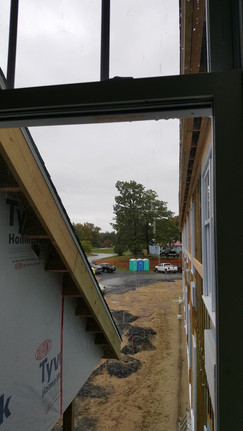 Margaret Pratt Community Construction Progress