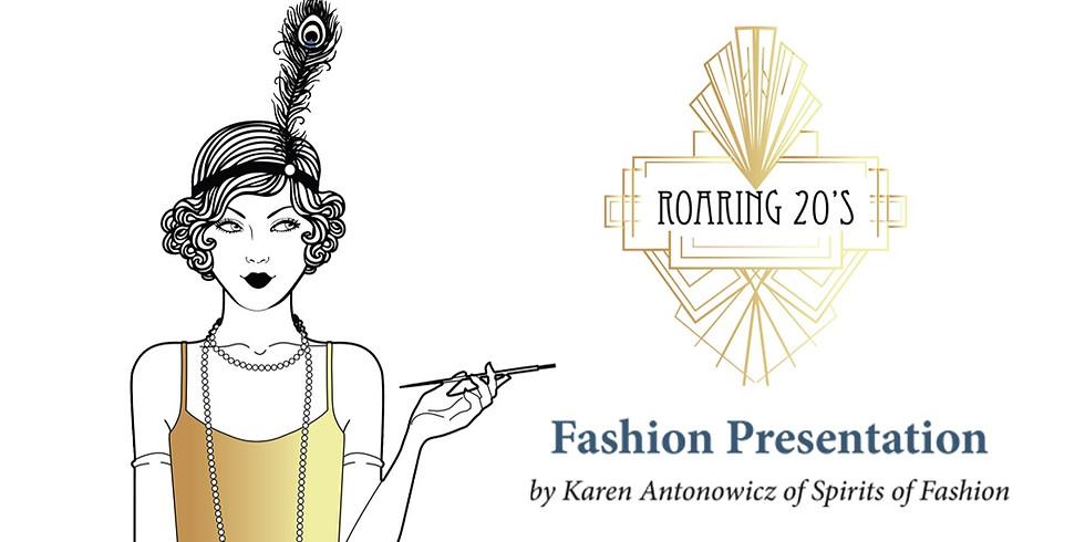 Roaring 20's Fashion Presentation