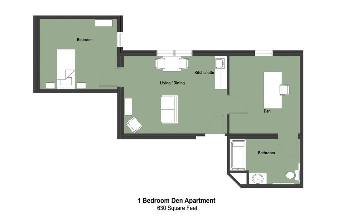 margaret-pratt-one-bedroom-den