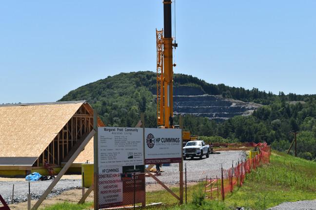 Margaret Pratt Community - Bradford, VT -Construction Site