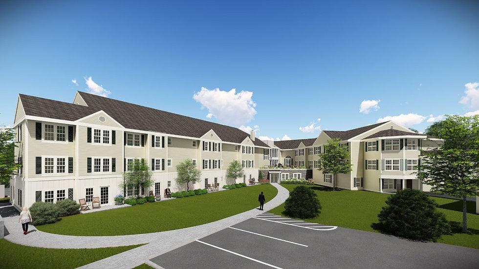 Summercrest Senior Living New Hampshire Expansion