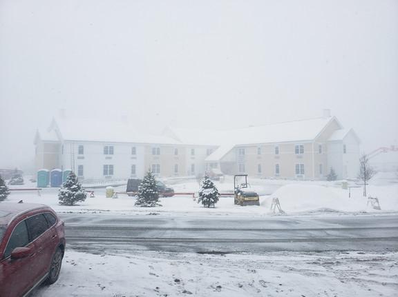 Margaret Pratt Community First Snow