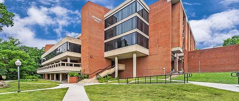 Abrams Hall at Walter Reed Washington DC