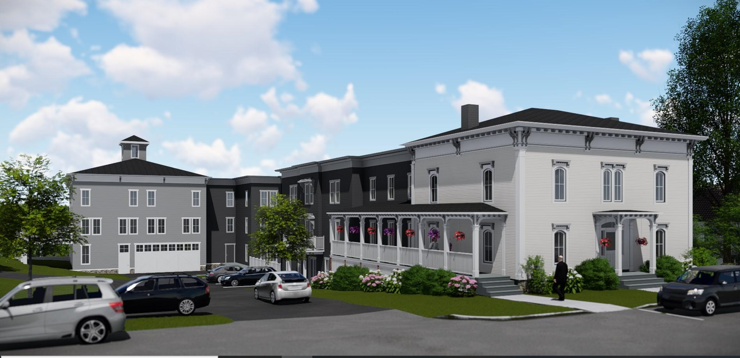 Vergennes Grand Rendering