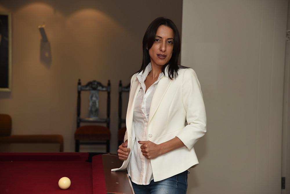 דיקלה גולסה - מורה להוראה מתקנת, מאמנת להעצמת בני נוער ובלוגרית