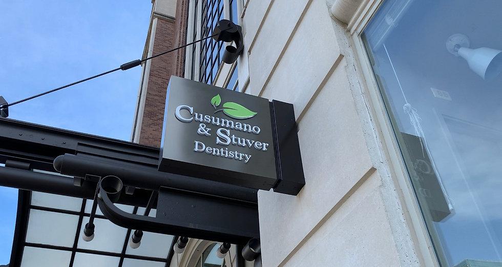 Cusumano & Stuver - Dentistry of Arlingo