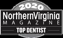 Northern Virginia Magazine Top Dentist 2