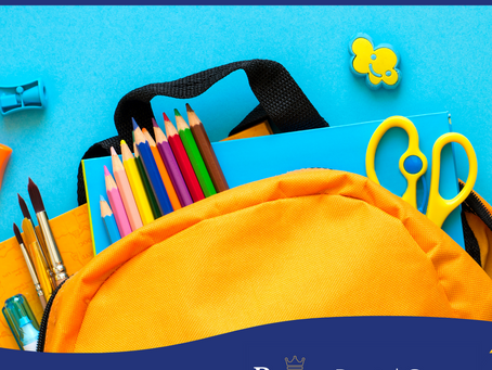 Will You Join Our Lorton School Supply Drive?