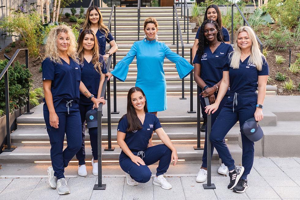 Chevy Chase Pediatric Dentistry Team 2.jpg