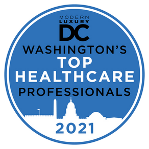 Larry G. Reyes, DDS Recognized as One of Modern Luxury DC Magazine's Top Medical Professionals