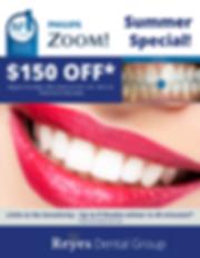 Reyes Dental Group - Zoom Whitening Summ