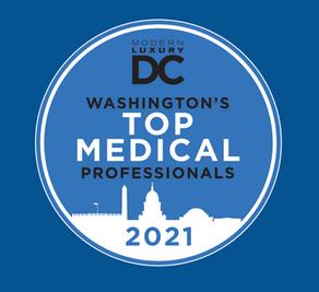 DC Magazine Recognizes Dr. Greg L. LaVecchia: 2021 Top Medical Professional