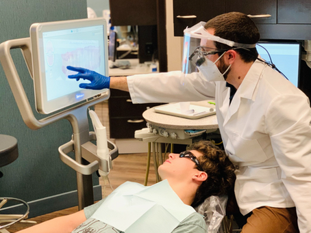 Get a Complimentary Digital Dental Health Scan & Invisalign Consult During Orthodontic Health Month