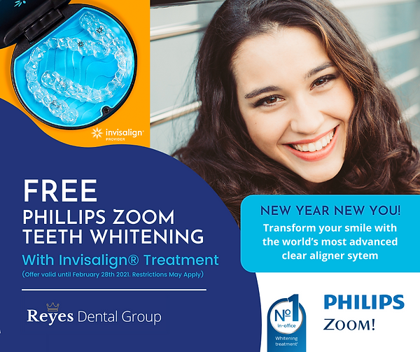 Reyes Dental Group - Invisalign _ Zoom O