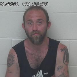 McDermott Man Arrested for Breaking & Entering