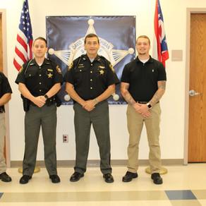 Scioto County Sheriff Promotes Deputy