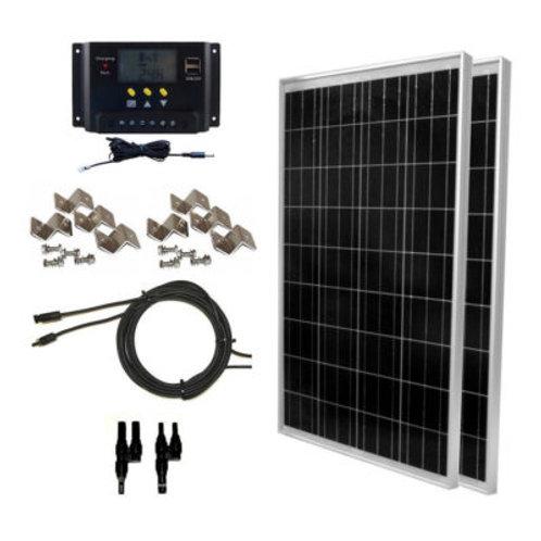 Solar Cell ติดตั้งขนาด 1KW - 20 KW
