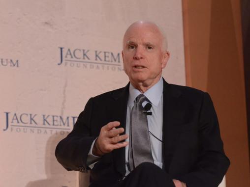 John McCain (1936-2018), a true champion of the American idea