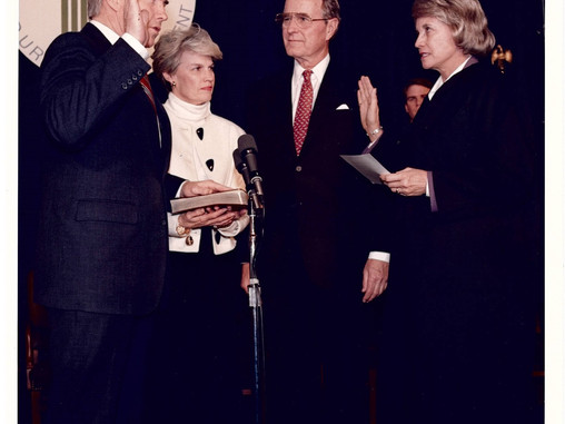 In Memory of President George H.W. Bush