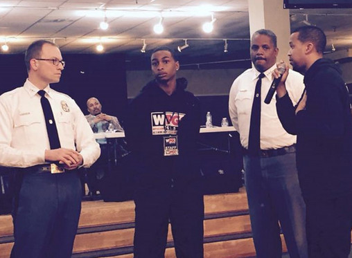 Maryland Kemp Forum on Police Community Relations