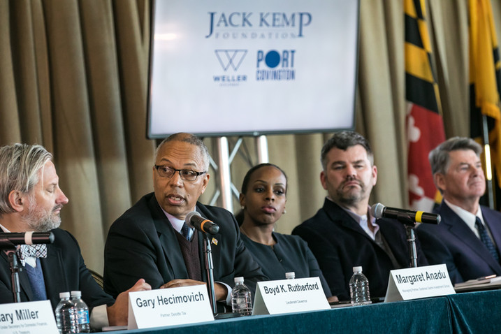 Kemp Forum on Opportunity Zones
