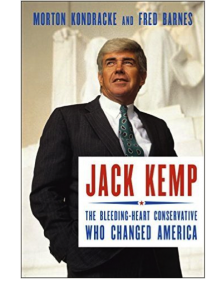 """Excerpt from """"Jack Kemp: The Bleeding-Heart Conservative Who Changed America"""""""