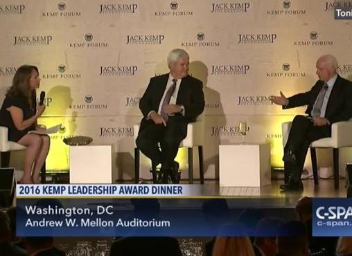 Highlights from the 2016 Kemp Leadership Award Dinner