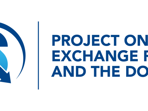 The Project on Exchange Rates and the Dollar