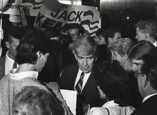 Jack Kemp In His Own Words