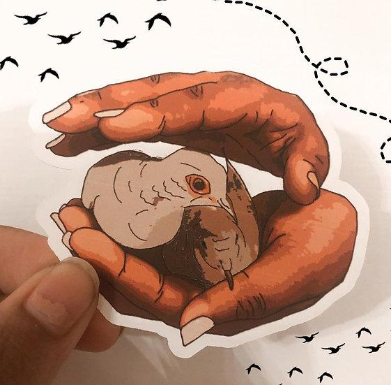 Custom Drawing Sticker (Animals/Pets)