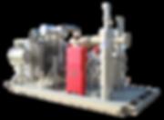 San Juan Compression Natural Gas Wellhead Compressor