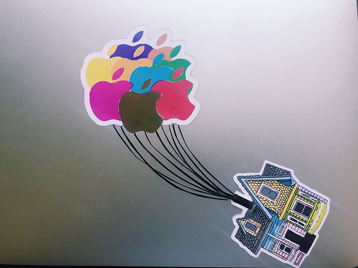 Laptop Sticker (large)