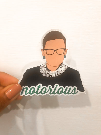 RBG Sticker