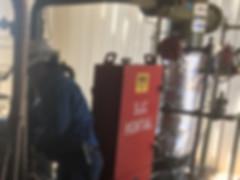 San Juan Compression maintenance on natural gas wellhead and Vapor recovery unit VRU compressor rentals