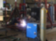 San Juan Compression Natural Gas Compressor Welding
