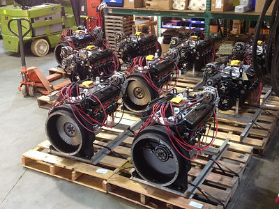 San Juan Compression GM motors inventory stock for maintenance or manufacturing
