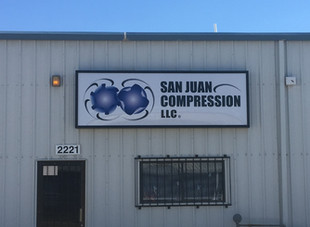 San Juan Compression Natural Gas Compression in Farmington New Mexico and Lamesa Texas with shipping and exporting around the world