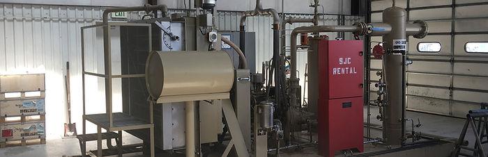 San Juan Compression natural gas wellhead and vapor recovery unit VRU compressor rentals
